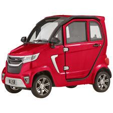 ECABINO eLazzy 4-Rad Elektro Kabinenfahrzeug E-Auto 45 kmh Elektro Fahrzeug