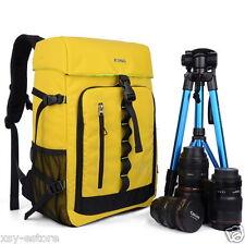 DSLR SLR Digital Camera Backpack Big Photography Bag for Canon Nikon Pentax Sony