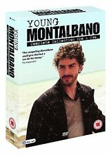 YOUNG INSPECTOR MONTALBANO COMPLETE SERIES 1 & 2 DVD BOX SET 6 DISC NEW&SEALED