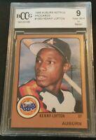 Ken Kenny Lofton 1988 Procards Auburn Astros Rookie RC First Card 9 MINT BCCG