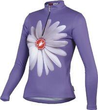 Castelli Margherita Women's Cycling Jersey Size XS Violet