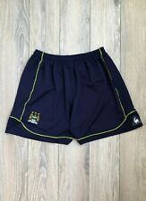 Manchester City Vintage Le coq sportif Football Soccer Rare Shorts size 38/40