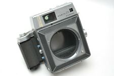 Mamiya 23 STANDARD press body with 120 film back