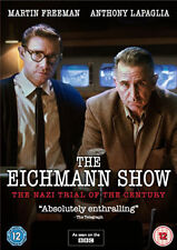 DVD:THE EICHMANN SHOW (BBC - NEW Region 2 UK