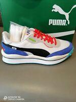 PUMA 372839 01 Style Rider ride on Uomo Sneaker Scarpe Da Ginnastica