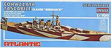 1:700th Scale Atlantic Pocket Battleship Bismarck # 471 - mint in box