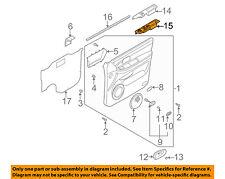 KIA OEM 04-05 Sedona Front Door-Window Switch 0K54D66350GE