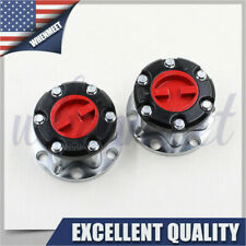 2 PCS Wheel Locking Hub Fits Toyota 4 Runner Pickup T100 4350835050 43508-35050