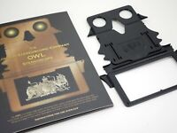 OWL Stereoscope 3d Viewer by Brian May - Improved Version 3 w/slip case