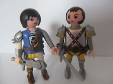 Playmobil 2 Royal Lion knights/soldiers NEW extra figures for castles