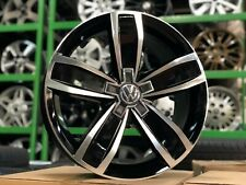 [Free Shipping] Used Genuine 17 inch VW Passat B8 Wheel (set of 4) Golf Jetta