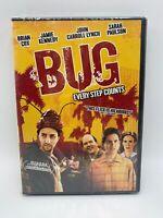 Bug Every Step Counts DVD Brian Cox Jamie Kennedy John Lynch Sarah Paulson