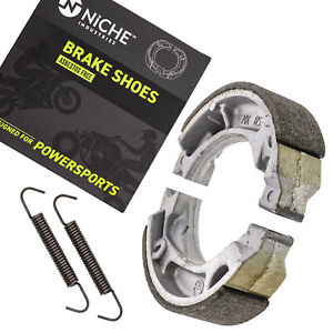 Brake Shoe for Honda XR80 XR75 CT90 CRF150F CRF230F XR200R XL100S Front Rear