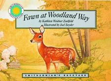 Fawn at Woodland Way (Smithsonians Backyard Book) (with easy-to-download e-boo