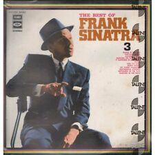 Frank Sinatra Lp Vinile The Best Of Frank Sinatra N 3 / EMI Capitol Sigillato