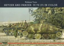 Hetzer and Panzer IV/70 (V) in Color by Waldemar Trojca
