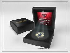 ESSENDON AFL BROWNLOW MEDAL REPLICA MEDAL IN BOX OFFICIAL AFL PRODUCT
