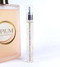 Yves Saint Laurent Opium Vapeurs De Parfum 10ml Glass Atomizer Travel Spray EDT