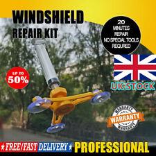 DIY Premium Glass Corrector Set Professional Quality Windshield Repair Kit UK