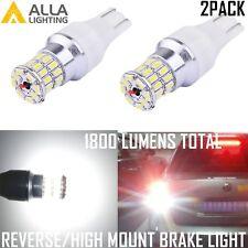 Alla Lighting 36-LED Back Up Reverse Light Bulbs Backup Lamps /High Stop Brake