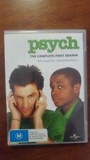 Psych Season 1 DVD R2/4/5
