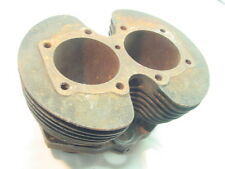 TRIUMPH 650 UNIT 1966 TO 72 CYLINDER WITH GOOD FINS AND THREADS .060 OVER BORE