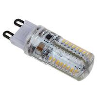 AC 220V G9 3W 3014 SMD 64 LED Warm White Spot Light Bulb Lamp O2K6