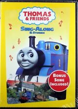 Thomas & Friends Sing-Along & Stories Brand NEW Music Video DVD with Stories