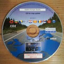 Navigazione CD rt4-5/Europa dell'Est Sud RO BG HR GRE 2010/2011 PEUGEOT CITROEN c6 c8