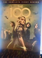 The 100: The Complete First Season (DVD, 2014, 3-Disc Set) Sealed