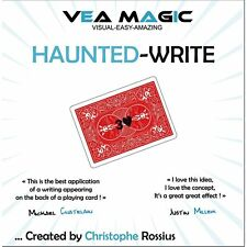MMS Haunted Write (English/French) by Christophe Rossius - Trick
