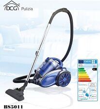 Aspirapolvere Dcg aspira polvere carrello elettrica ciclonica hepa bs 5011 Rotex