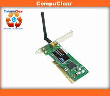 Buffalo Wireless-g 125 * Adaptador PCI de escritorio de alta velocidad