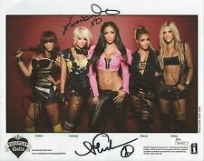 The Pussycat Dolls REAL hand SIGNED Photo #1 + w/ JSA COA Autographed