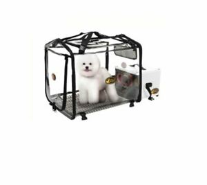 First Pet Dog Cat Pet Dry Room Dryer Small Medium Large Size Bath Airshower