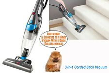 BISSELL 3-in-1 Lightweight Corded Stick Hand Vacuum with Quick Release Handle