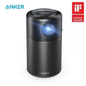 Anker Nebula Capsule Smart Portable Wi-Fi Mini Projector Pocket Cinema with DLP