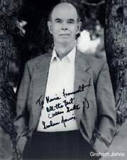 Original Autogramm Graham Jarvis, Echtfoto 20x25cm