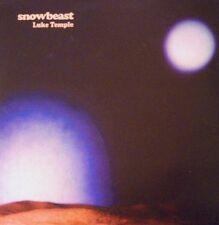 LUKE TEMPLE - SNOWBEAST - CD, 2007 - PROMO