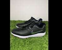 Nike Vapor Pro Golf Shoes Black Silver White AQ2197-001 Men's NEW 9.5 10.5