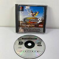 Tony Hawk's Pro Skater 2 Platinum Edition Playstation 1 (PS1)