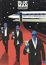 NEW Blue Man Group: How to Be a Megastar Live! (DVD)