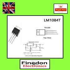 LM1084IT To-220 5v Voltage Regulator From National Semiconductor