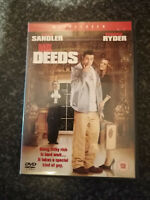 Mr Deeds DVD (2002) Adam Sandler, Brill (DIR) cert 12