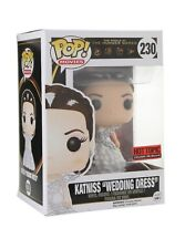 FUNKO POP HUNGER GAMES KATNISS WEDDING DRESS PRE RELEASE HOT TOPIC EXCLUSIVE