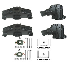 MerCruiser Dry Joint V8 Exhaust Manifold Riser Kit 14 Degree 865735a02 864591T02