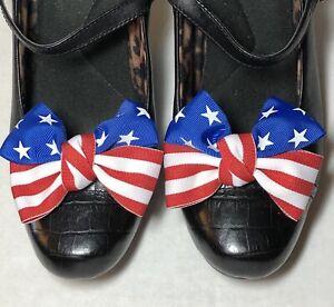 Black bow shoe clips shoes wedding decorations satin black bows 3d Judaeve