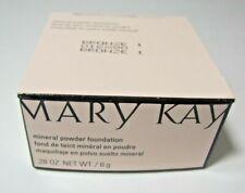 Mary Kay Mineral Powder Foundation Bronze 1 New 016890