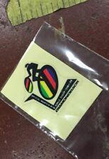 Diamondback World Champion Decal Old School Cycling Sticker Rare X1