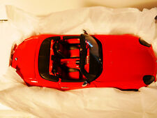 KYOSHO BMW Z8 RED ART.08511R 1:18 NEW